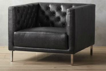 Black-Single-Sofa-in-Bangalore